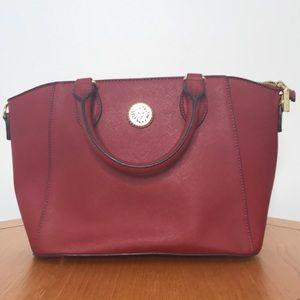 Red Anne Klein bag